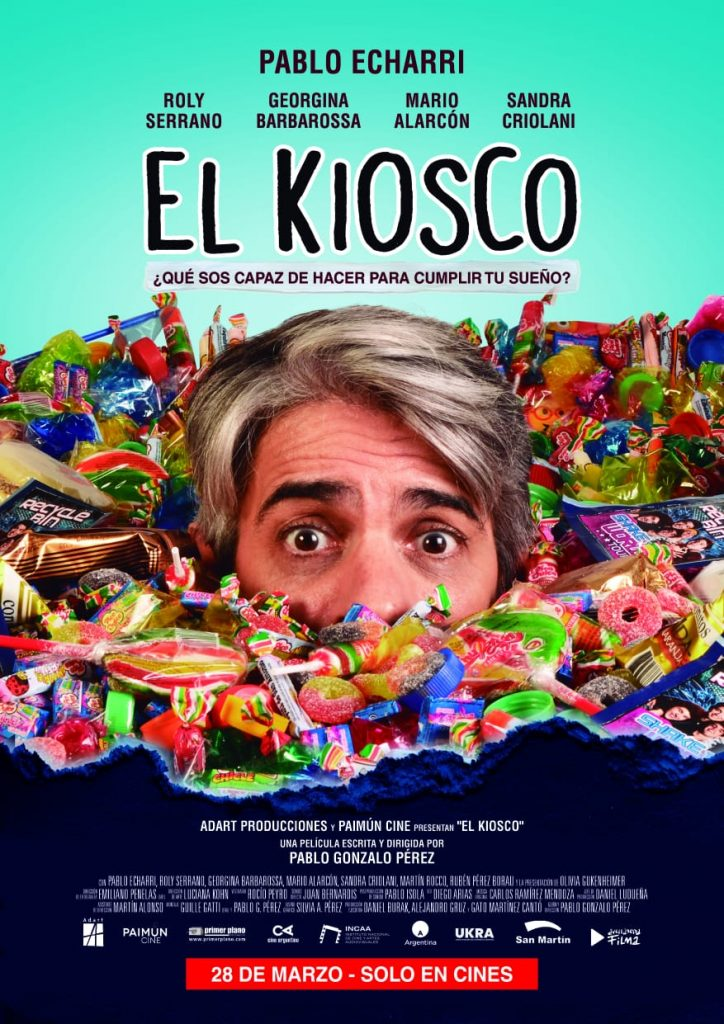 El Kiosco - Poster